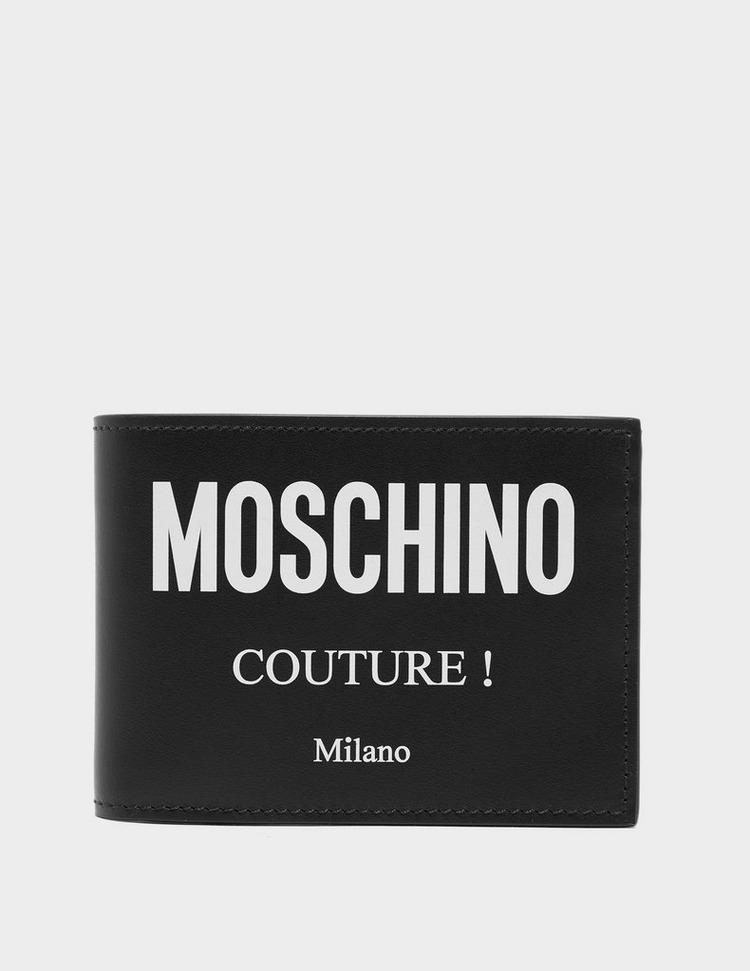 Moschino Logo Billfold