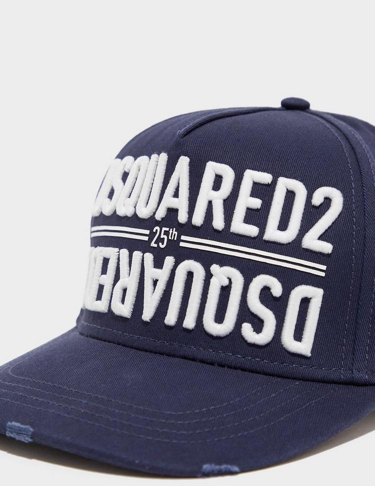 Dsquared2 Mirror Logo Cap