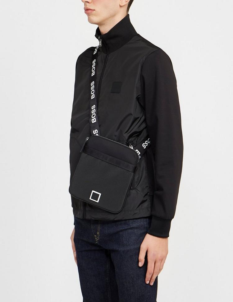 BOSS Pixel Mini Tape Cross Body Bag