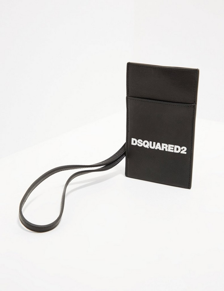 Dsquared2 Logo Neck Pouch