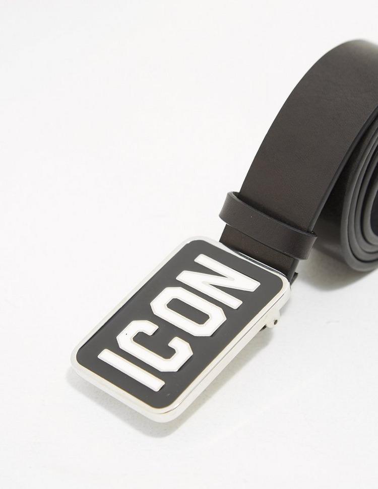 Dsquared2 Icon Plaque Belt