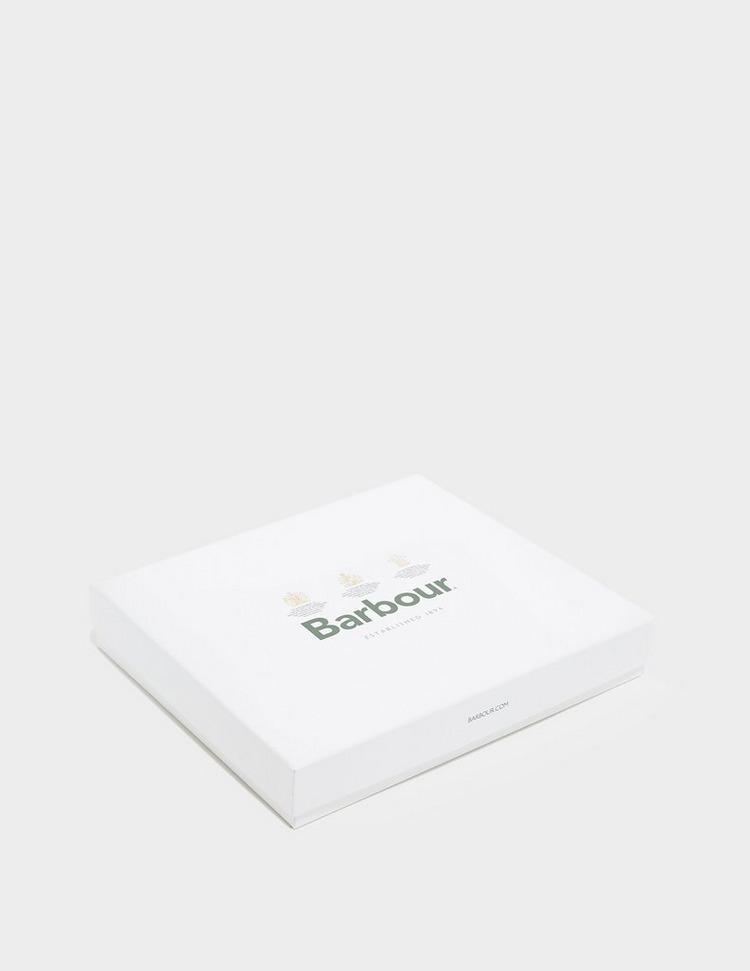 Barbour International Scarf & Gloves Gift Set