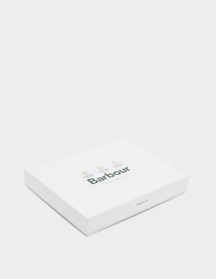 Barbour International Beanie & Scarf Gift Set