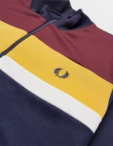 Fred Perry Colour Block Track Top
