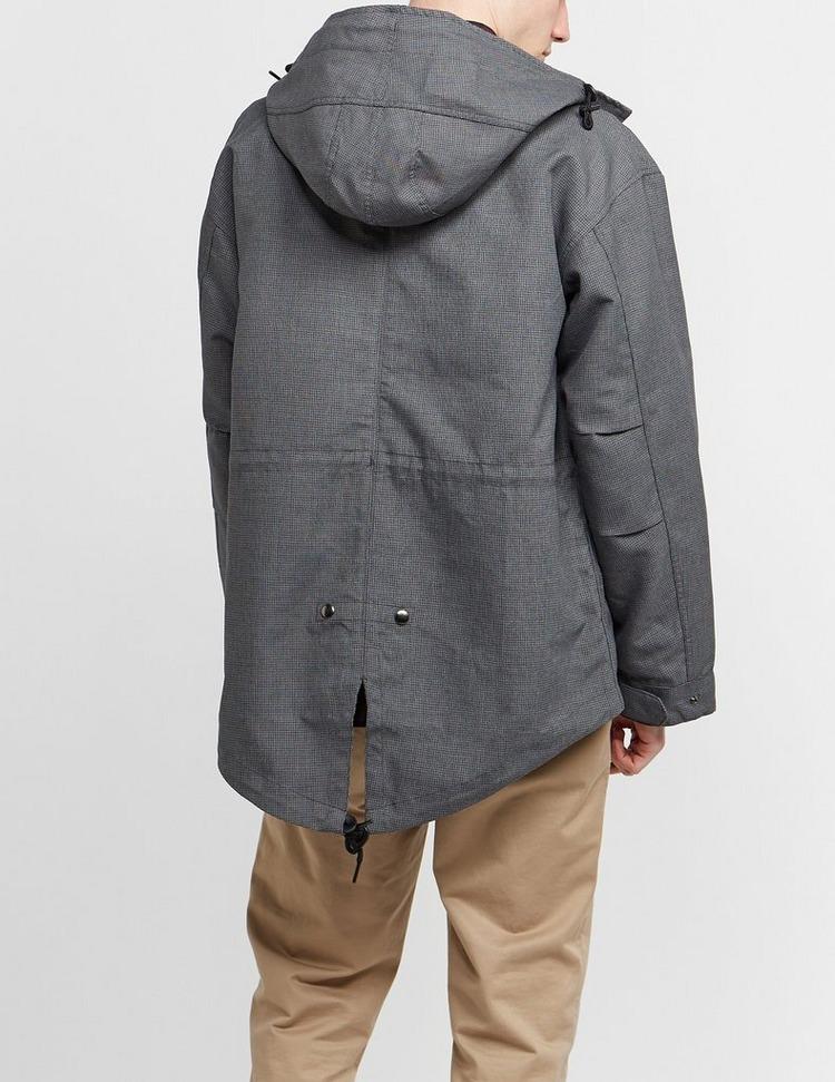 Fred Perry Short Jacquard Parka Jacket