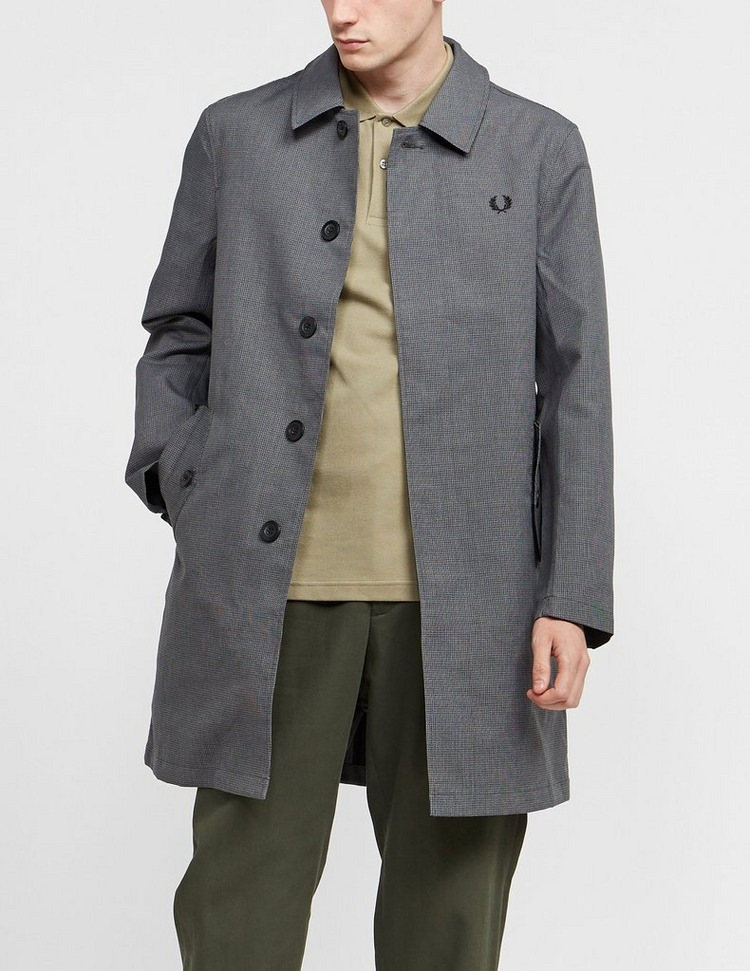 Fred Perry Houndstooth Mac