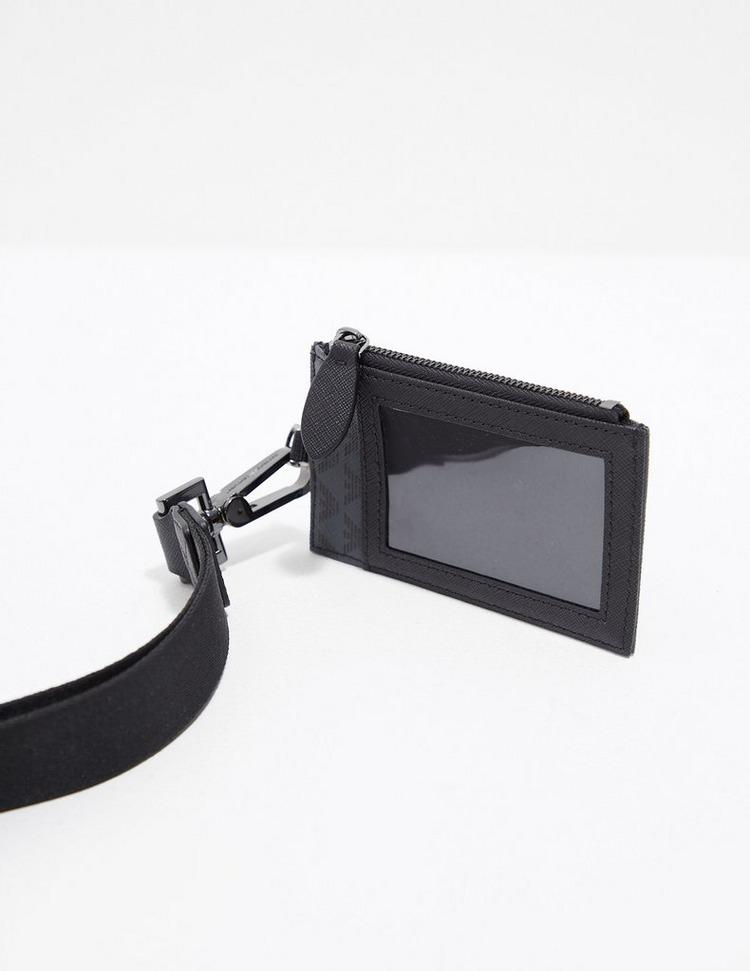 Emporio Armani Eagle Neck Wallet