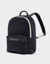 Emporio Armani Tape Logo Backpack
