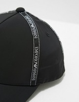 Emporio Armani Tape Logo Cap