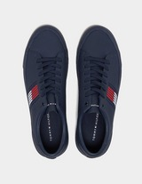 Tommy Hilfiger Corporate Leather Trainers