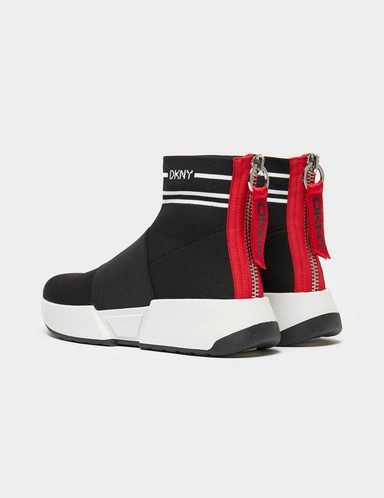 DKNY Marini High Top Sock Trainers