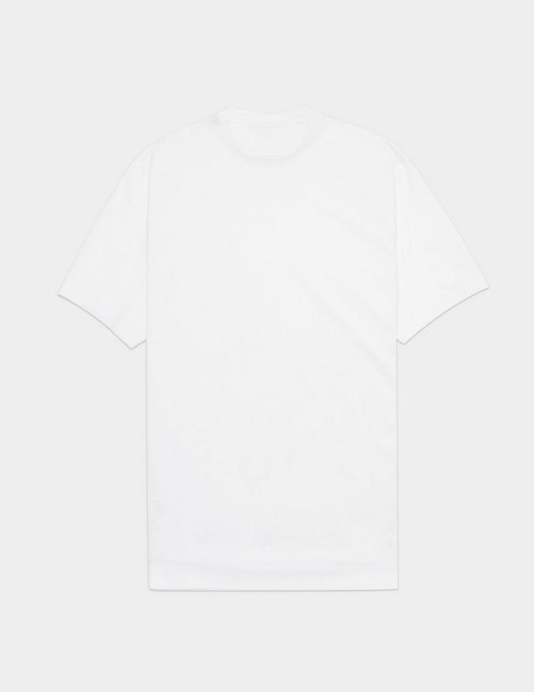 Z Zegna Floral Print Short Sleeve T-Shirt