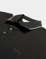 Z Zegna Basic Short Sleeve Polo Shirt
