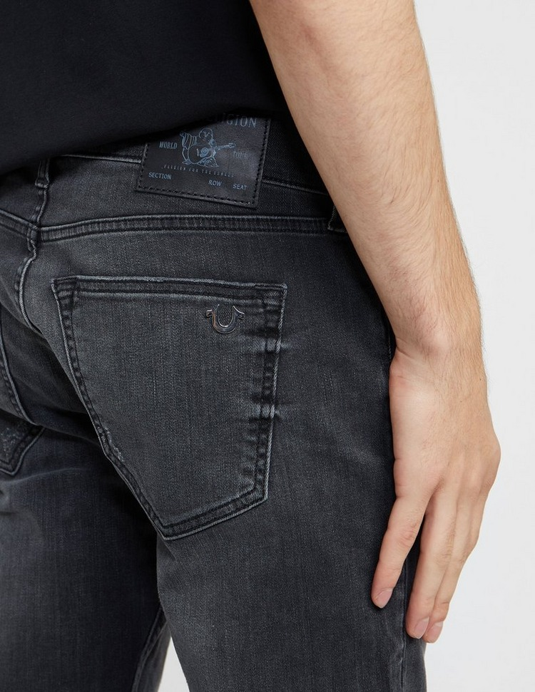 True Religion Basic Shoe Rocco Jeans