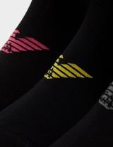 Emporio Armani 3-Pack Trainer Socks
