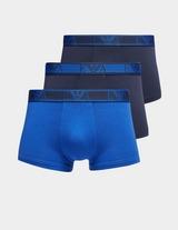 Emporio Armani 3 Pack Logo Boxers