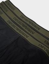 Emporio Armani 3 Pack Logo Boxer Shorts