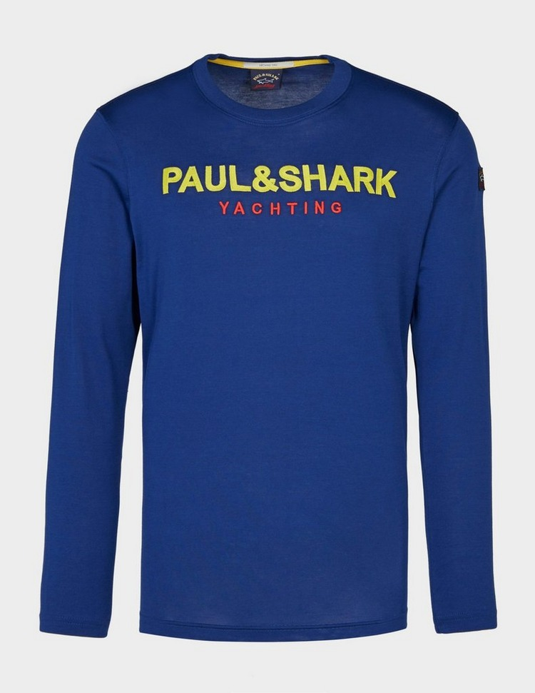 Paul and Shark Yachting Long Sleeve T-Shirt