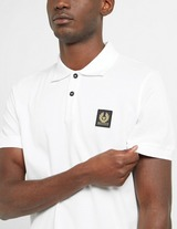Belstaff Patch Short Sleeve Polo Shirt