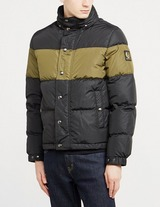 Belstaff Dome Panel Puffer Jacket