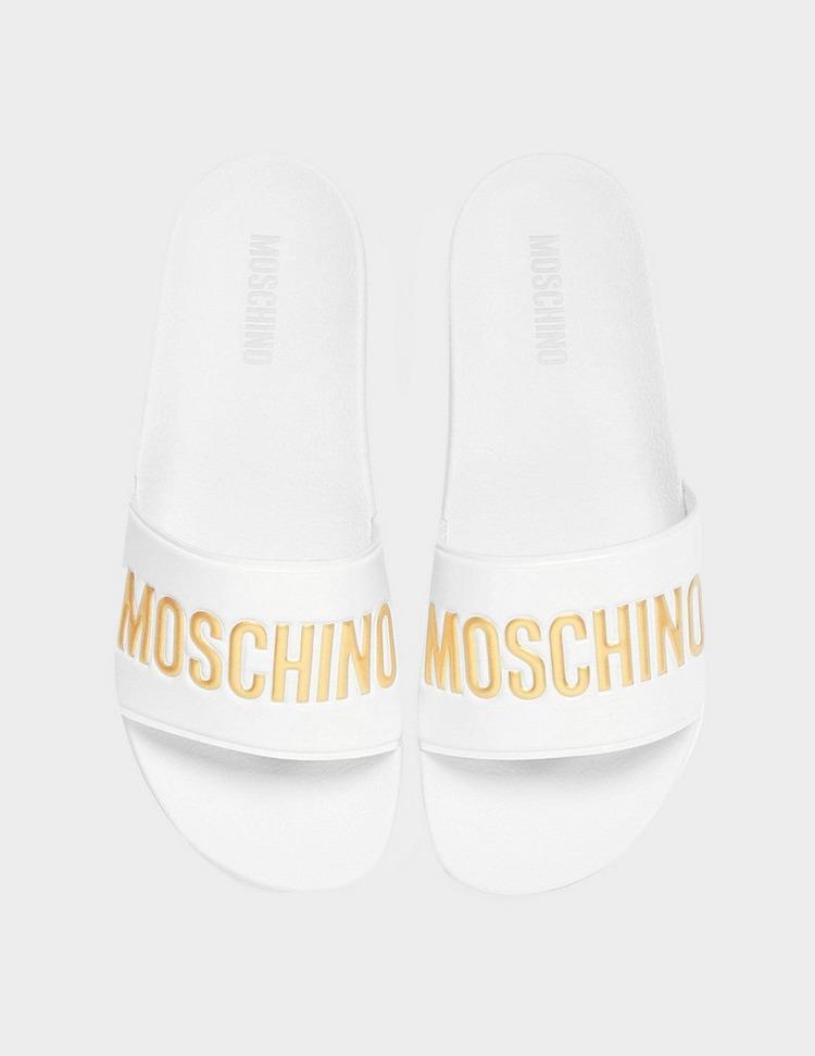 Moschino Logo Slides