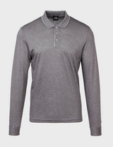 BOSS Paver 15 Long Sleeve Polo Shirt