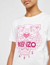 KENZO Pink Tiger Print T-Shirt