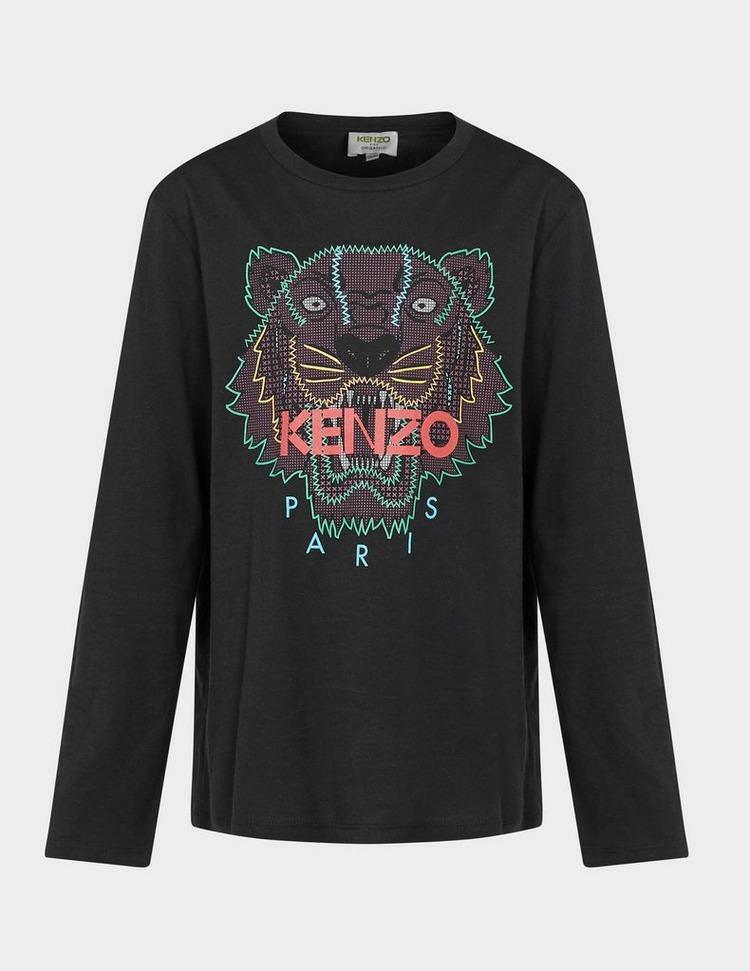 KENZO Tiger Long-Sleeved T-Shirt