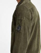 C.P. Company Half Zip Cord Overshirt