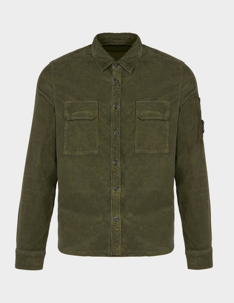 CP Company Button Cord Overshirt