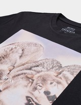 BOSS Tomio Wolves Short Sleeve T-Shirt