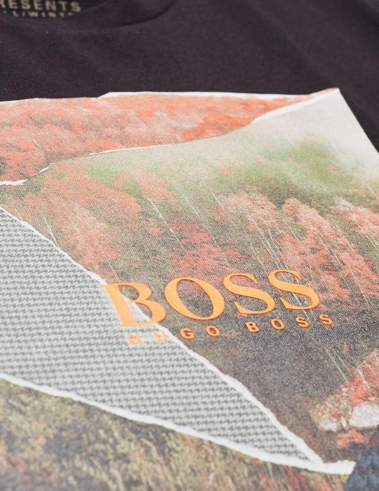 BOSS Tomio Box Short Sleeve T-Shirt