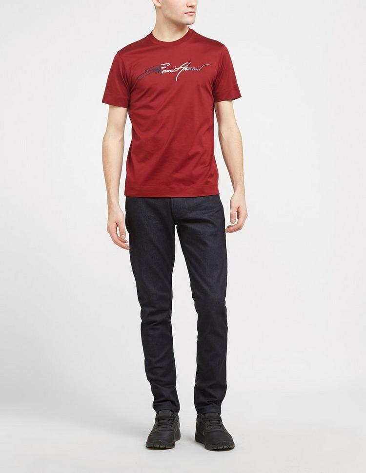 Emporio Armani J06 Slim Smooth Jeans