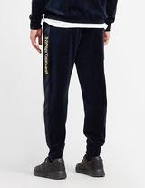 Emporio Armani Logo Velour Track Pants