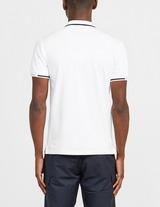Emporio Armani Logo Tipped Short Sleeve Polo Shirt