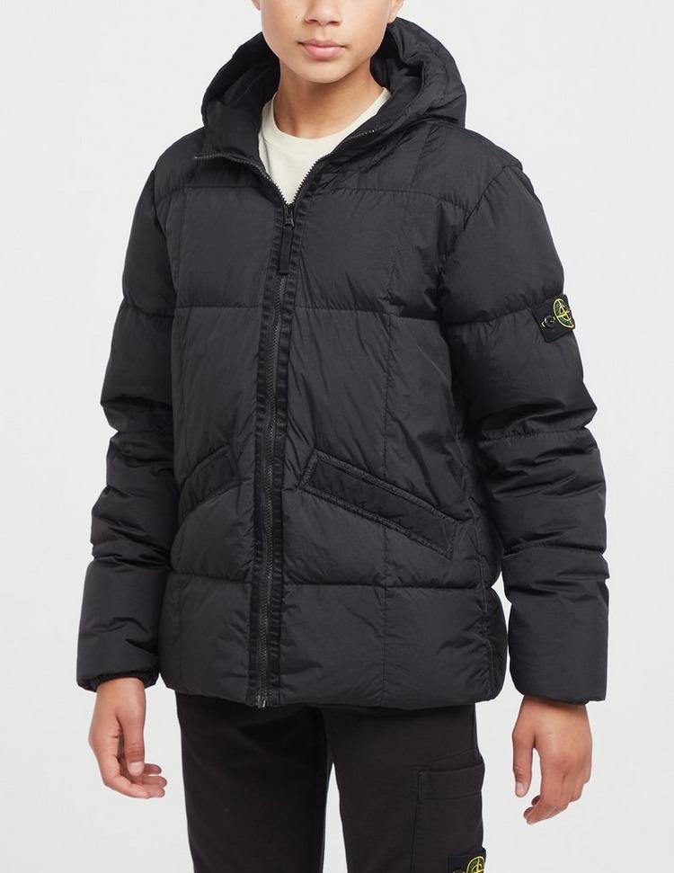 Stone Island Junior Padded Hood Jacket