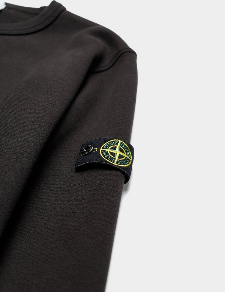 Stone Island Junior Badge Sweatshirt