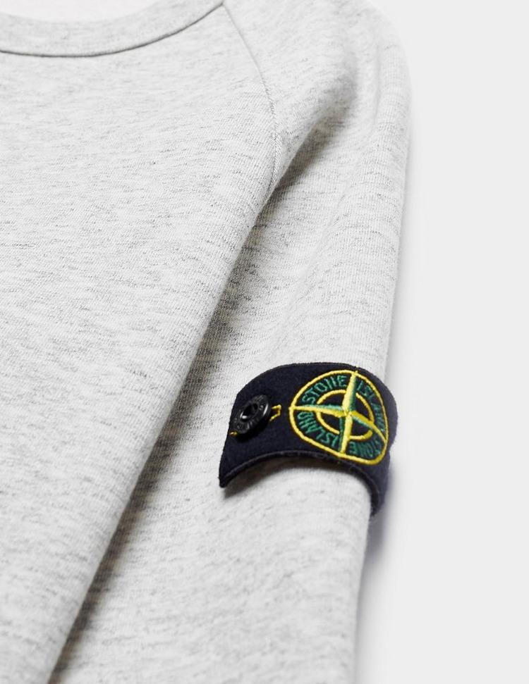 Stone Island Junior Marl Sweatshirt