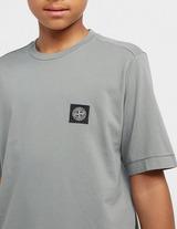 Stone Island Junior Small Badge Short Sleeve T-Shirt