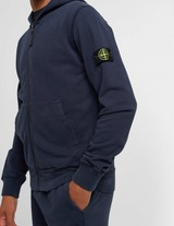 Stone Island Junior Badge Full Zip Hoodie