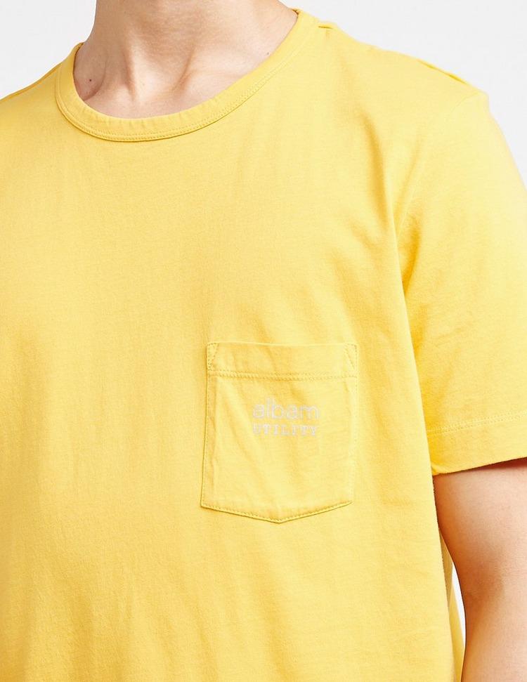 Albam Graphic Pocket T-Shirt