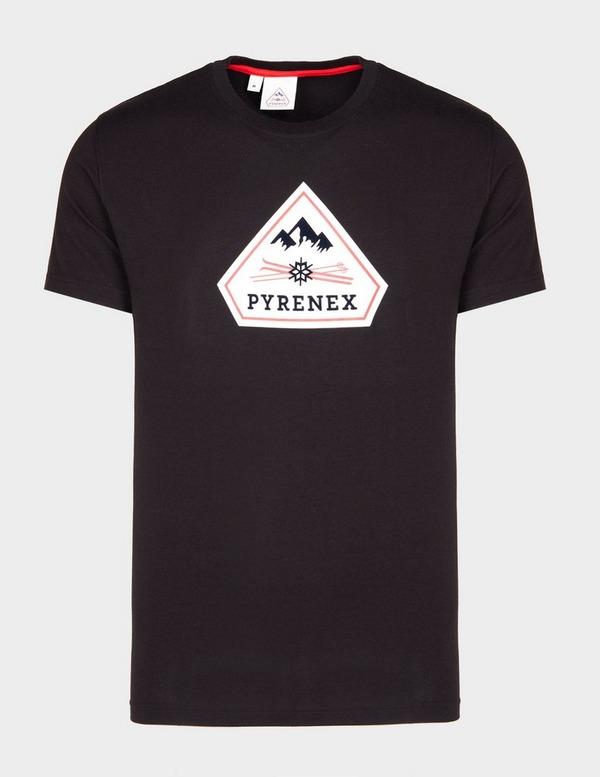 Pyrenex Karel Large Logo Short Sleeve T-Shirt