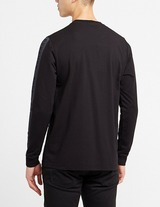 Pyrenex Bario Logo Long Sleeve T-Shirt