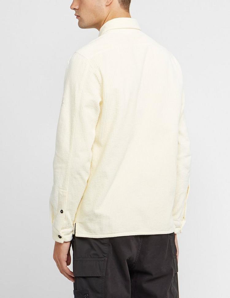 Stone Island Cord Overshirt