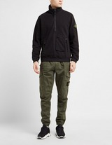 Stone Island Half Zip Pocket Detail Sweatshirt