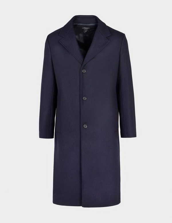 A.P.C Wool Trench Coat
