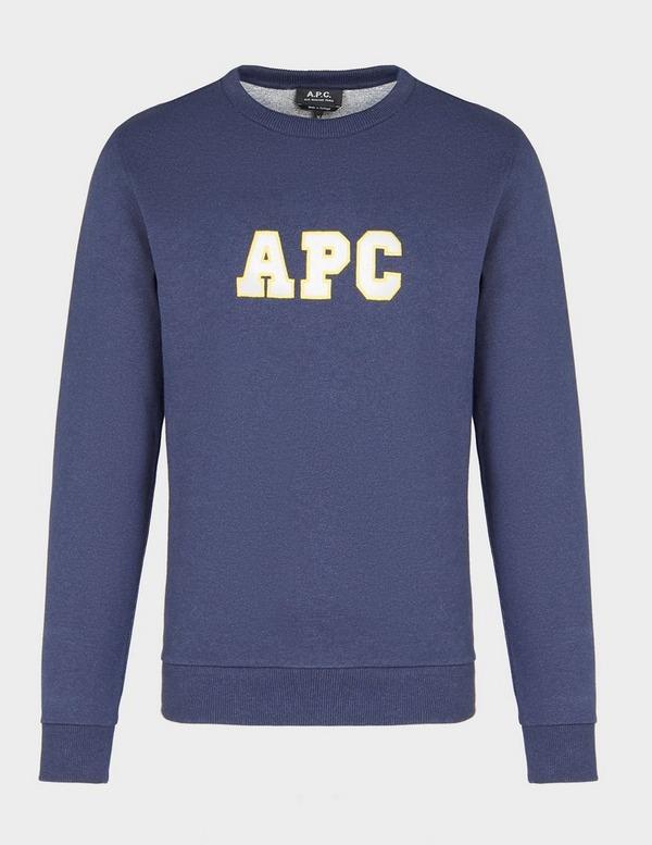 A.P.C College Sweatshirt