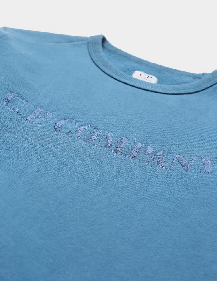 CP Company Embroidered Sweatshirt