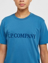 C.P. Company Embroidered Logo T-Shirt