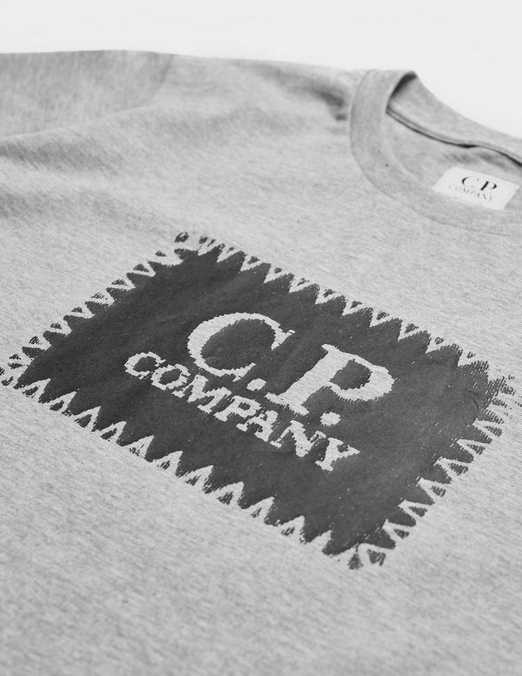 C.P. Company Tag Short Sleeve T-Shirt
